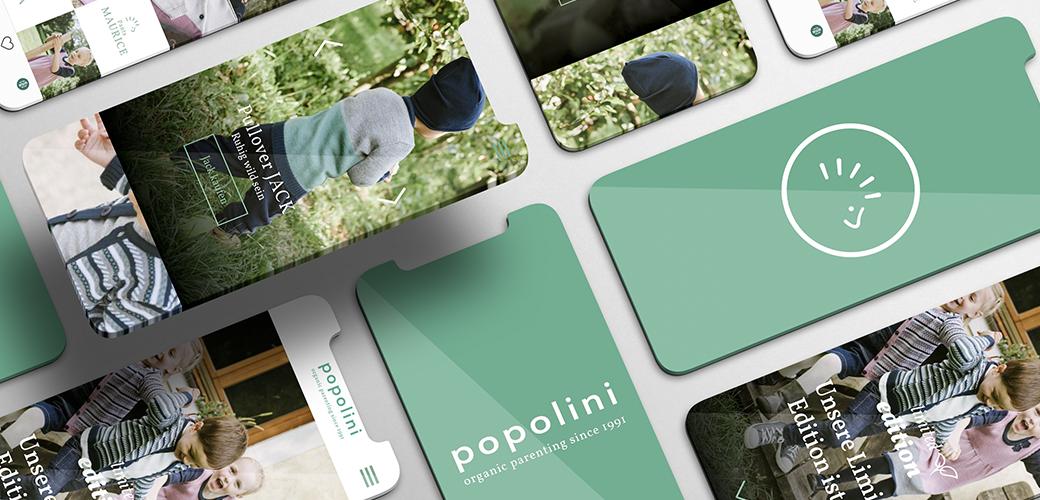 Popolini Rebranding