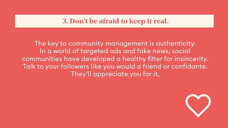 Community Management Tips