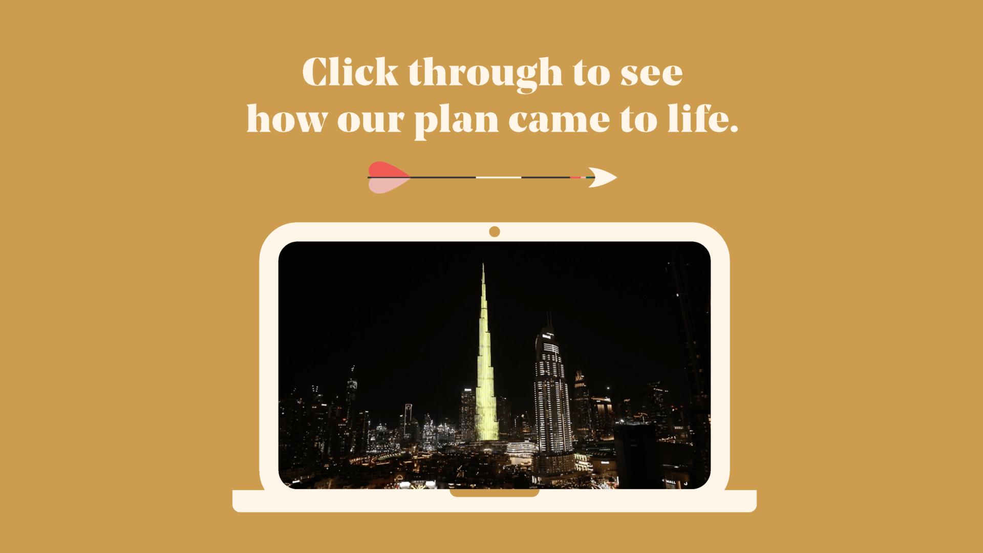 RDB Western Union Burj Khalifa