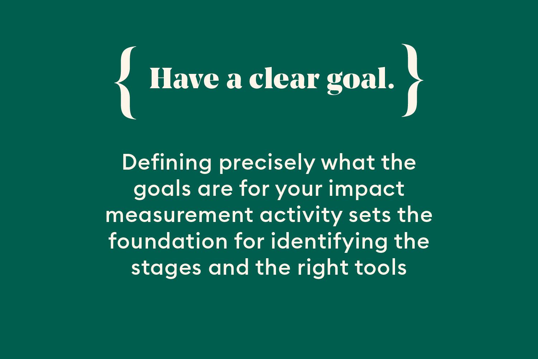 RDB Impact Measurement Toolbox